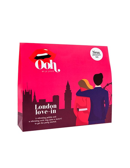 Kit London Love In Je Joue